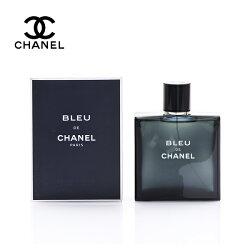 CHANEL 香奈兒BLEU DE CHANEL  藍色男性淡香水100ml《Umeme》