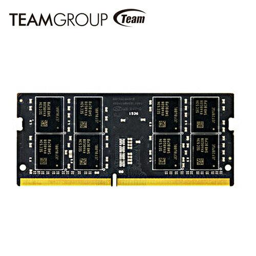 TEAMGROUP 十銓 4GB DDR4 2400 筆記型記憶體【三井3C】