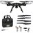 Upgraded 6-Axis Headless RC Quadcopter FPV RC Drone W/ WIFI HD Camera For Real Time Video,2 Control Mode, Altitude Hold 2