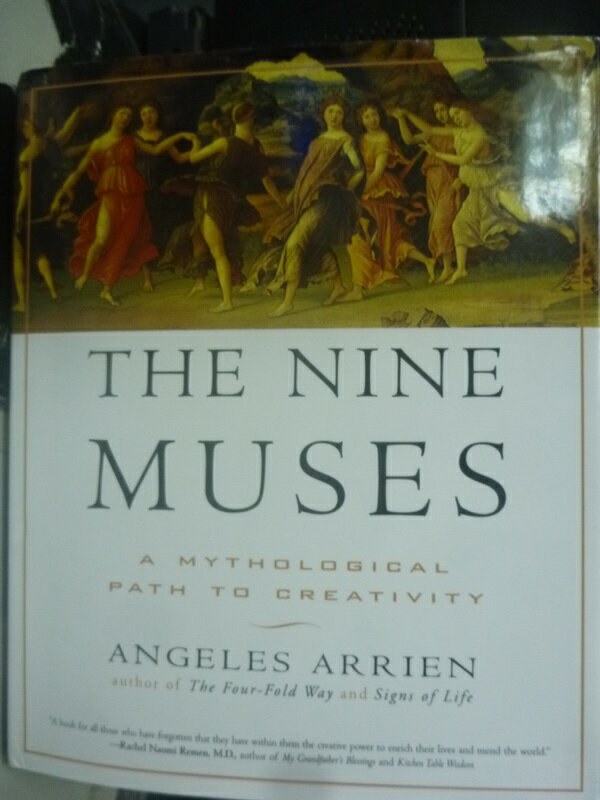 【書寶二手書T9/宗教_ZEA】The Nine Muses: A Mythological Path to Creat