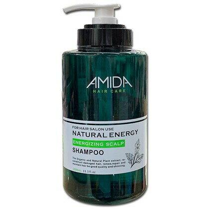 Amida 蜜拉平衡去脂洗髮精 1000ml/250ml  控油