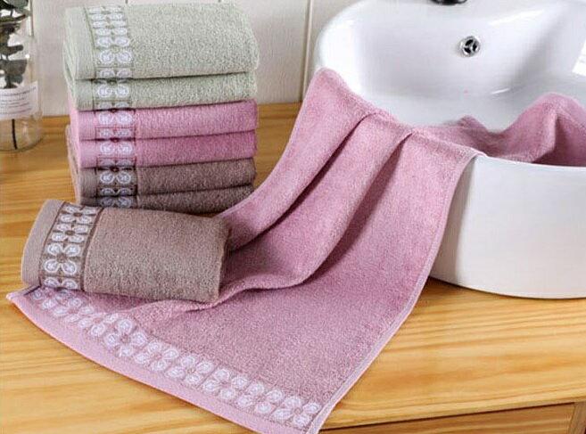 PS Mall 竹漿纖維毛巾 毛巾34*76cm【J1373】 7