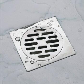 【帝鋼衛浴】304不鏽鋼地漏 TBA-1303 1