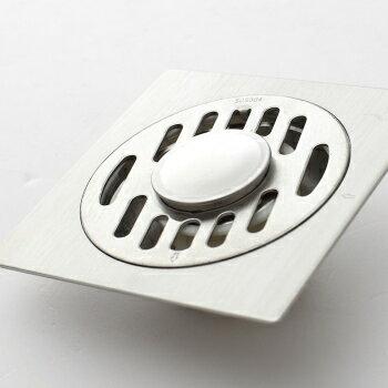 【帝鋼衛浴】304不鏽鋼洗衣機地漏 TBA-1305 1