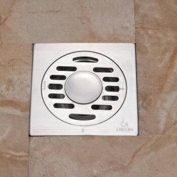 【帝鋼衛浴】304不鏽鋼洗衣機地漏 TBA-1305 3