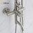 【帝鋼衛浴】304不鏽鋼單把大淋浴ABS手持花灑 TSH-0114 5