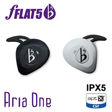 <br/><br/>  fFLAT5 Aria One 無線可通話藍牙耳機【葳豐數位商城】<br/><br/>