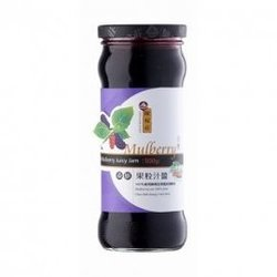 陳稼莊 桑椹果粒汁醬 Mulberry Juicy Jam