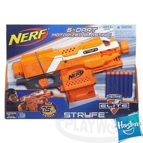 ~Playwoods~^~NERF樂活打擊^~N~Strike系列:殲滅者自動衝鋒槍 St