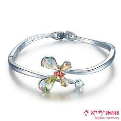 手環 SWAROVSKI花漾女孩水鑽手環