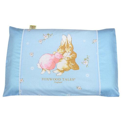『121婦嬰用品館』狐狸村 彈力舒壓透氣兒童枕 - 藍 0