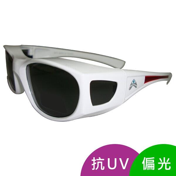 【昇橋】偏光抗UV太陽眼鏡兒童(中)