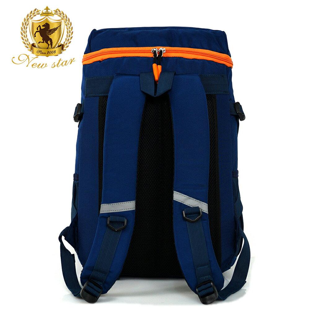 運動輕時尚撞色防水大容量後背包 NEW STAR BK229 3