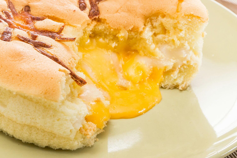 『山田村一』重焙嫩蛋糕$395 / 兩入(口味任選:原味 / 巧克力 / 草莓 / 芋泥) 4