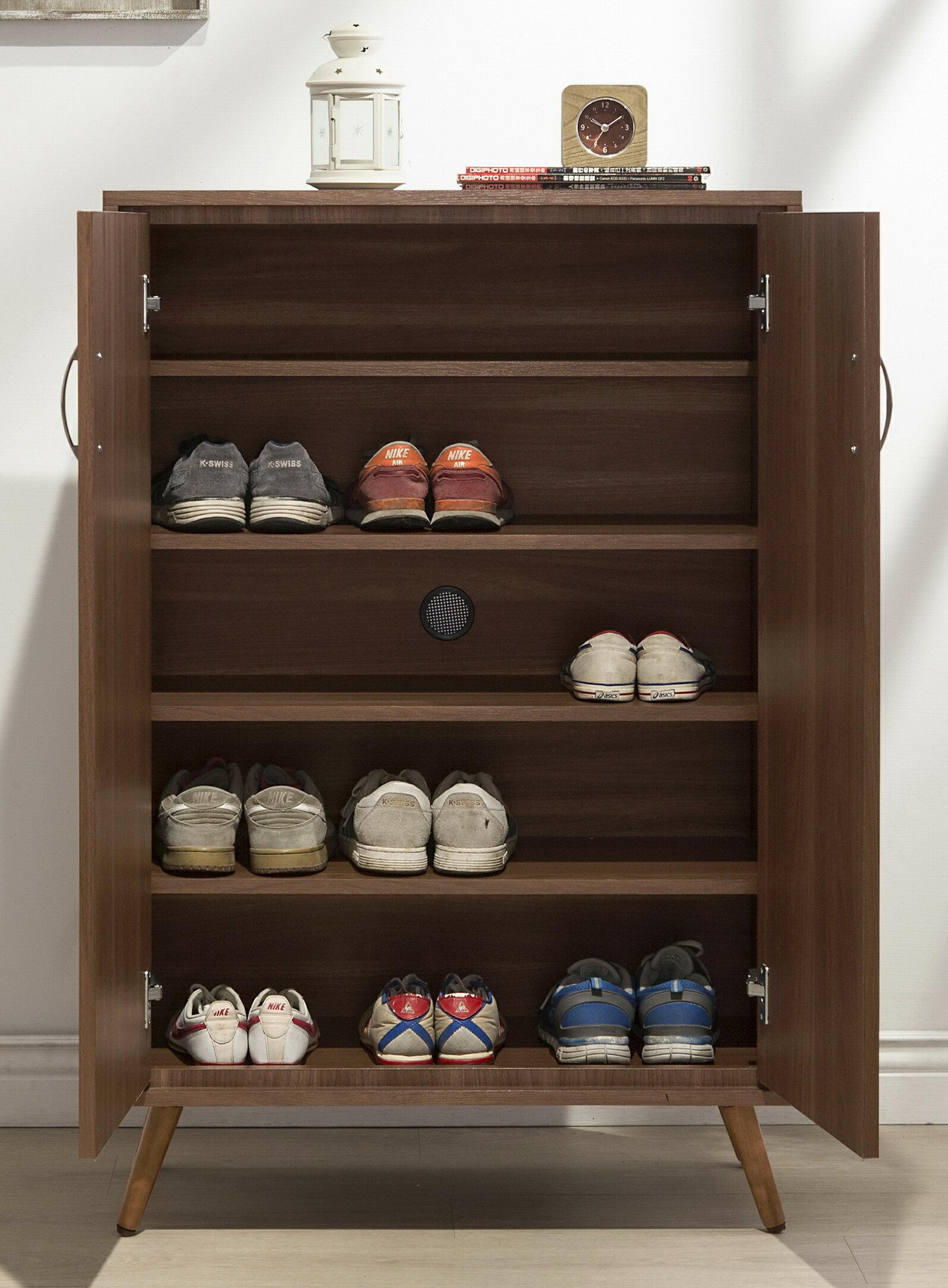 亞倫傢俱*佛格森2.7尺鞋櫃