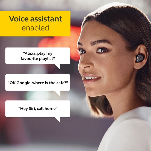 Jabra Elite 75t Voice Assistant Enabled True Wireless Earbuds With Charging Case Sold By Jabra Company Store Rakuten Com Shop