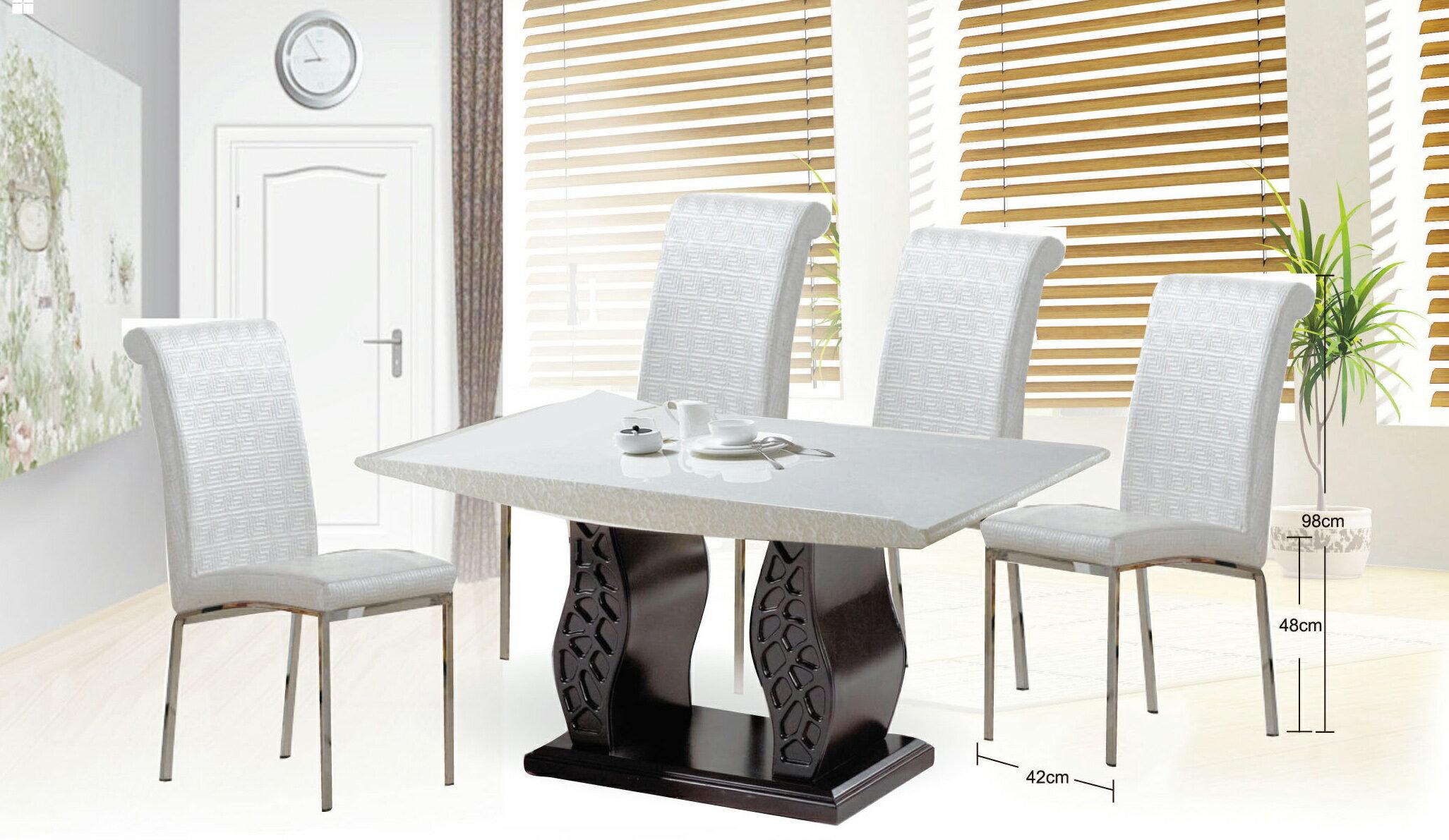 【尚品傢俱】JJ-6504 不鏽鋼餐椅