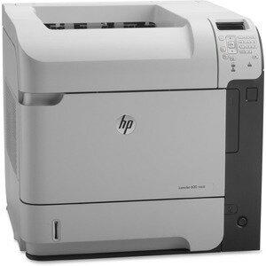"""HP LaserJet 600 M603N Laser Printer - Monochrome - 1200 x 1200 dpi Print - Plain Paper Print - Desktop - 62 ppm Mono Print - C6 Envelope, A4, A5, A6, B6 (JIS), B5 (JIS), 16K, Executive JIS, RA4, Letter, ... - 4.49"""", 8.27"""", 5.83"""", 4.13"""", 3.94"""", 8.50"""", ... 3"""