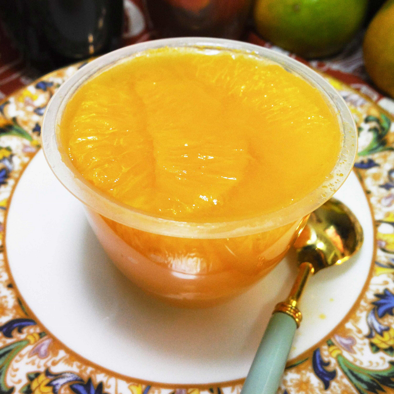 【將帥】百香果橙瓣鮮果凍 130±10公克《內含新鮮水果40%》