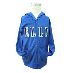 【ELLE】兒童休閒外套(藍)130公分【合康連鎖藥局】