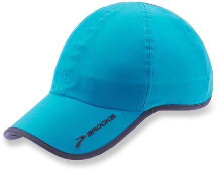 [陽光樂活]BROOKS 慢跑帽 BROOKS HAT II-BK280239409 海藍