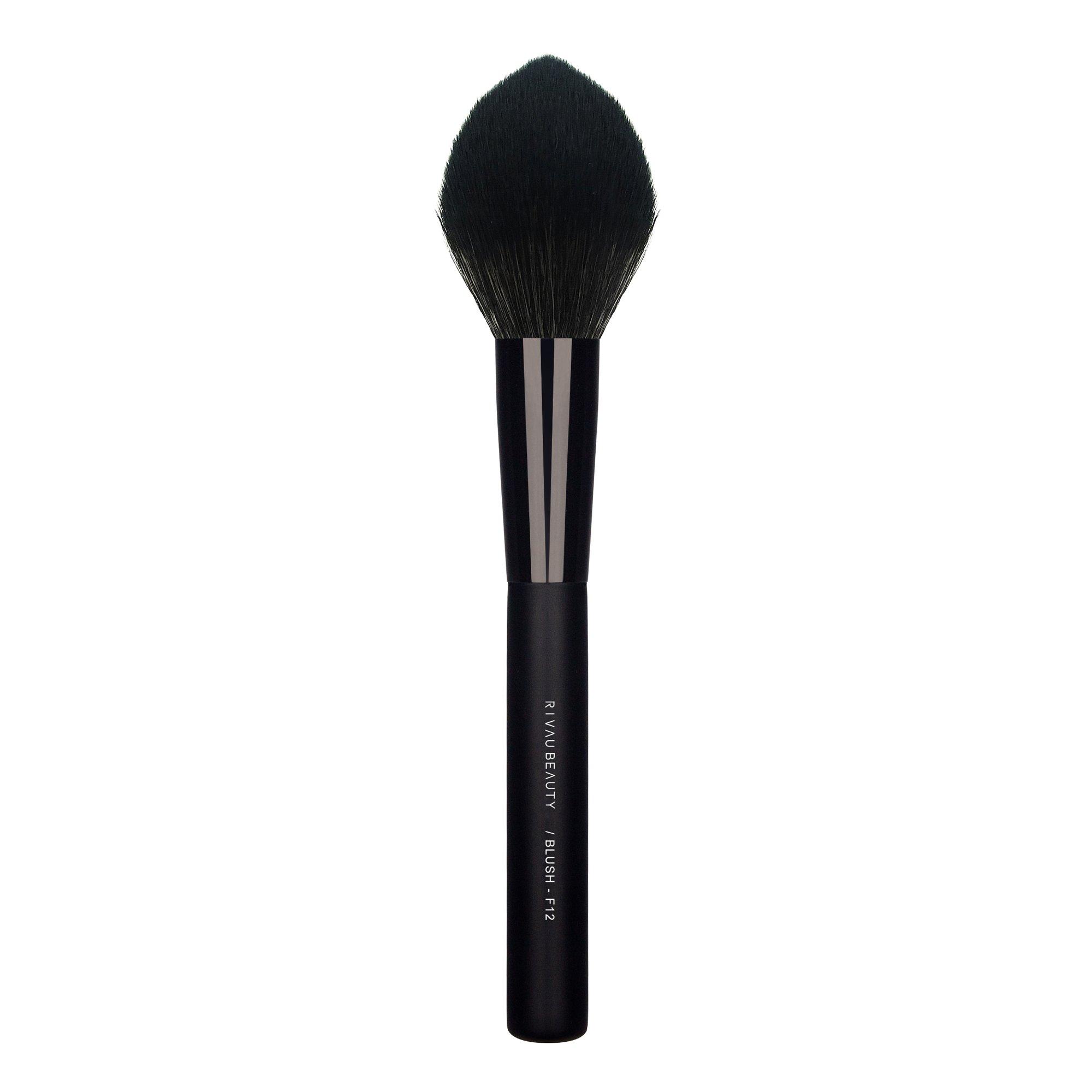 F12 腮紅刷 - 黑色系列 / 可當蜜粉刷 化妝刷 刷具 美妝 工具 IG 網紅 推薦 禮物