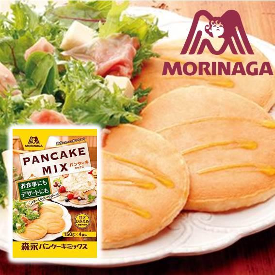 Morinaga森永鬆餅粉-家庭包 600g 無砂糖添加 森永 ?????????