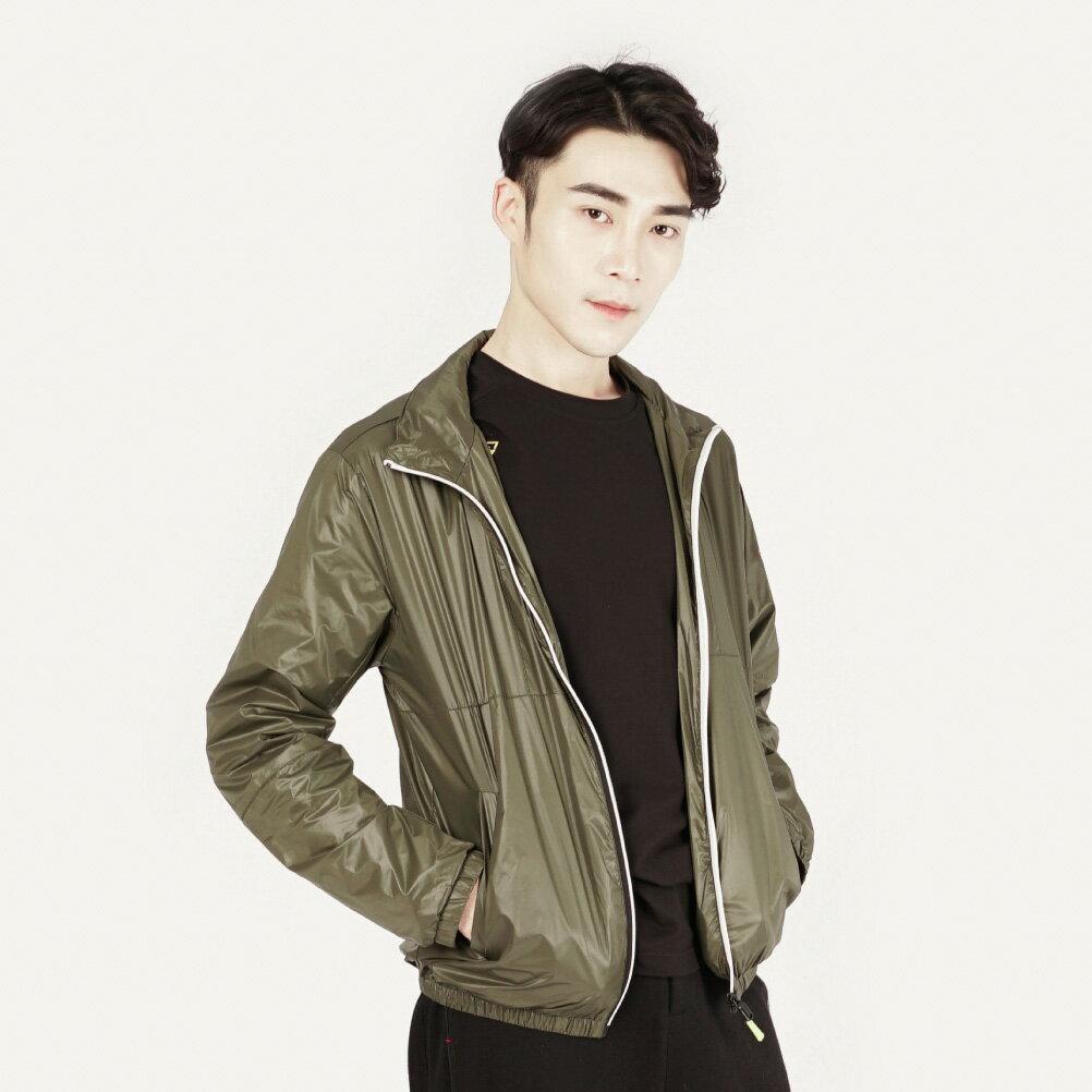 【FANTINO】外套(男)-墨綠 945338 2