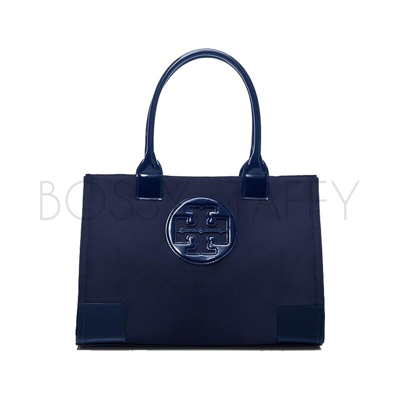 TORY BURCH 50009811 ELLA TOTE 藍色托特包 (大/中)