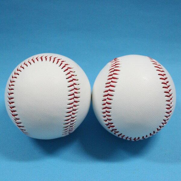 安全縫線棒球 縫線軟式棒球 標準比賽紅線棒球/一盒12個入{定70}~偉