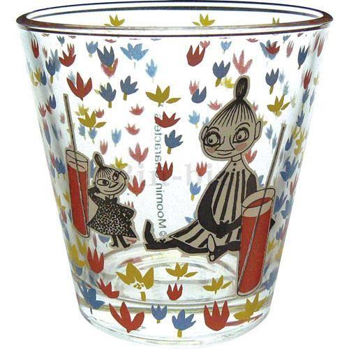 嚕嚕米 阿美玻璃杯/058-141
