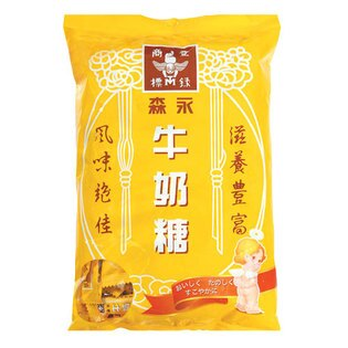 森永牛奶糖3袋【合迷雅好物商城】