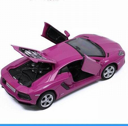 模型車 合金汽車模型1:32帕加尼超級跑車阿斯頓馬丁敞篷車仿真兒童玩具車 創時代