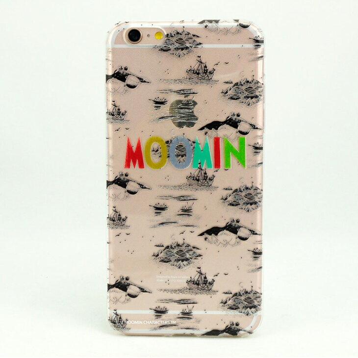 TPU手機殼-Moomin嚕嚕米授權【海上歷險】《 iPhone/ASUS/HTC/LG 》