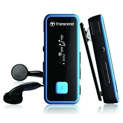 【新風尚潮流】創見MP3 8GB MP350 抗震防潑水 健身小幫手 送三配件+充電器 TS8GMP350B