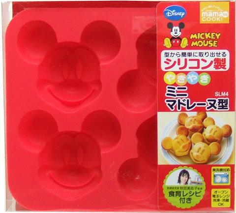 日本直送SKATER迪士尼米奇矽膠模型模具蛋糕模*夏日微風*