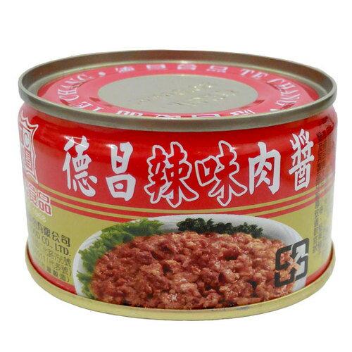 德昌 辣味肉醬 140g