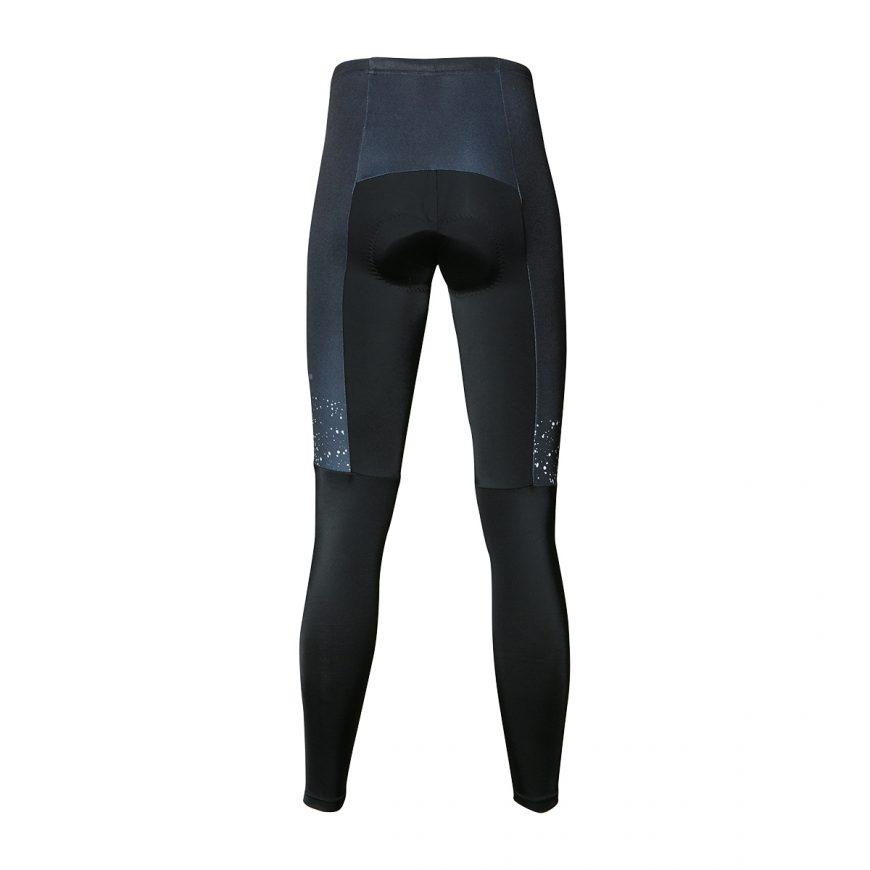 【7號公園自行車】PEARL IZUMI W268-3DNP-21 專業級女性抗UV長車褲(黑/星光白)