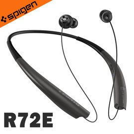 【韓國SpigenLegatoArcR72E頸掛式無線藍牙運動耳機-藍牙4.1頸掛式設計來電提醒自動收納系統支援aptX】