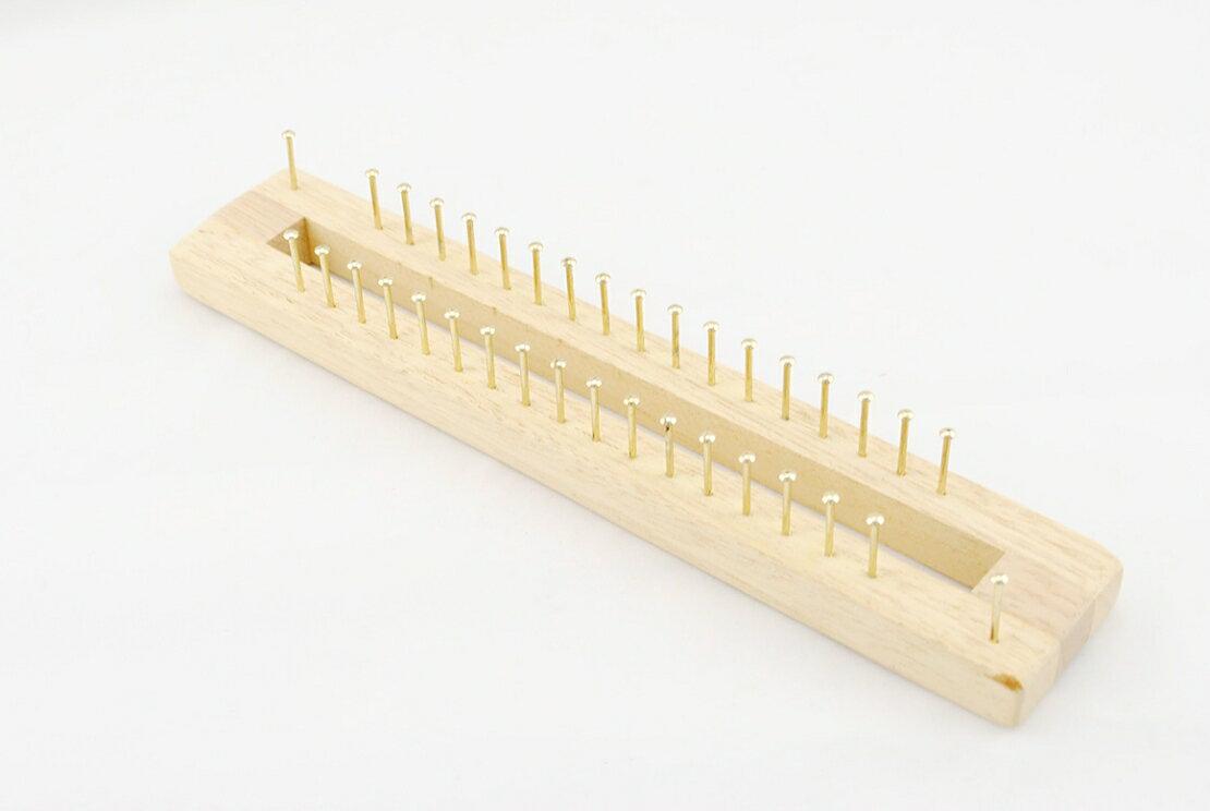 【文具通】PanShing 潘興 毛線板釘/釘板 毛線編織器 圍巾編織 E9010