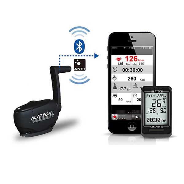 <br/><br/>  【漢博】ALATECH SC002 單車雙頻速度踏頻器 ( 無法寄送全家 )<br/><br/>