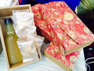 【一畝田】鳳梨果乾酵素禮盒 送禮旺旺來