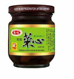 【愛之味】清脆菜心170g(12入箱)【合迷雅好物商城】