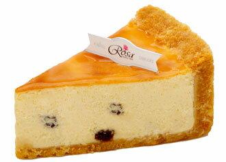 【羅撒法式西點】經典乳酪蛋糕~「紐約起士」