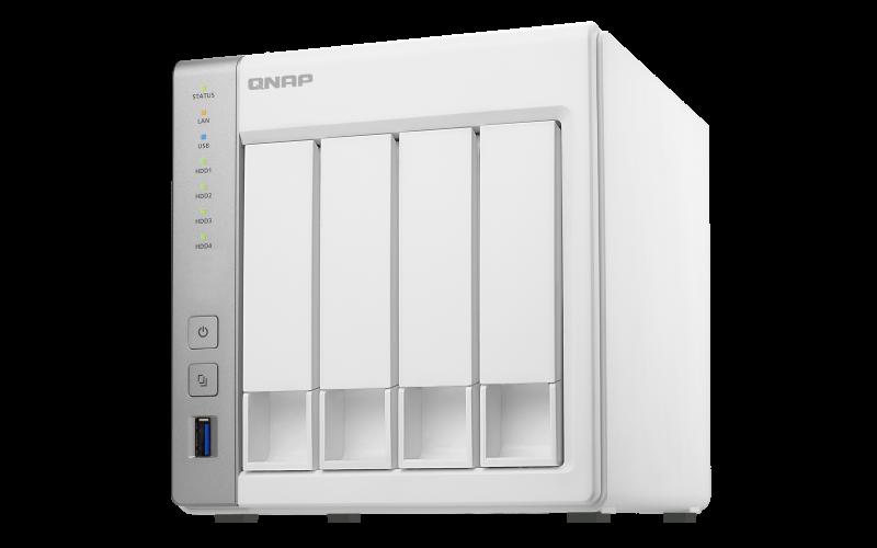 QNAP 威廉通 TS-431P2-1G 4Bay NAS 網路儲存伺服器 2