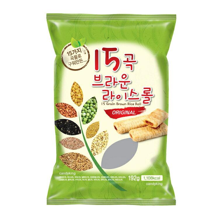 韓國 15穀物棒 健康零食