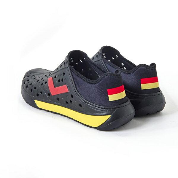 《2018新款》Shoestw【82U1SA7-】PONY Enjoy 洞洞鞋 水鞋 可踩跟 懶人拖 世足賽六國配色 男女都有【日本82U1SA71OW】【俄羅斯82U1SA72OW】【阿根廷82U1SA73OW】【英格蘭82U1SA74OW】【巴西82U1SA75OW】【德國82U1SA76BK】 6