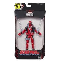 Marvel 玩具與電玩推薦到(卡司 正版現貨) Marvel Legends 死侍 6吋 2018 Deadpool 可動就在卡司玩具推薦Marvel 玩具與電玩
