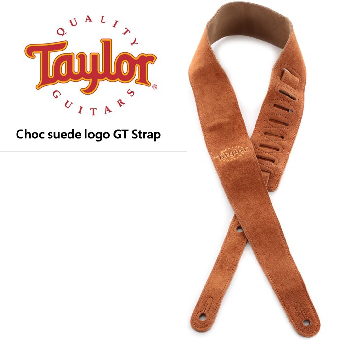 【非凡樂器】Taylor Leather Guitar Strap 62000 麂皮絨吉他背帶/肩帶(木吉他/貝斯/電吉他用) 加拿大製【寬版】