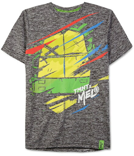 Nickelodeon Boys Carmelo Anthony TMNT Graphic T-Shirt ee57aa781cee557f6e736c1318c8f1f0